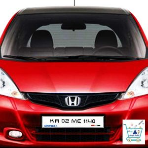 Number Plate seller online in India