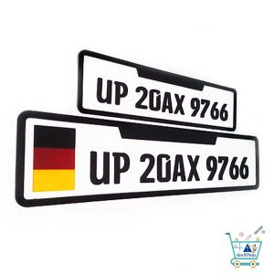 Number Plate Online Top Selling-Acrylic