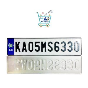 number plate INDIA