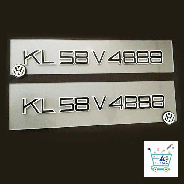 Number Plate-Volkswagen-Most SOLD